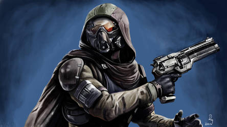 Destiny - Hunter by danb13