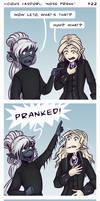 VV comic: Nose Prank by LuuPetitek