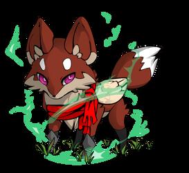 Fox adoptable by XxCatySnivyxX