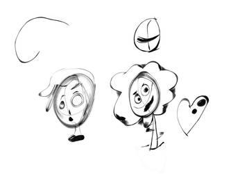 Sketchesss 1 by XxCatySnivyxX