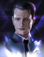 Detroit Become Human - Connor by chuaenghan