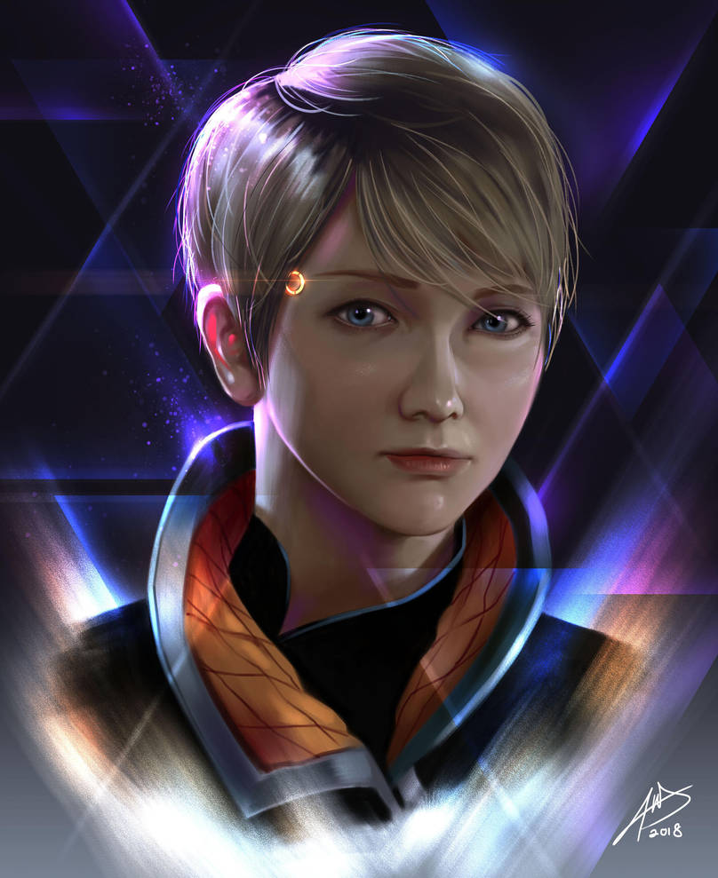 Detroit Become Human - Kara by chuaenghan