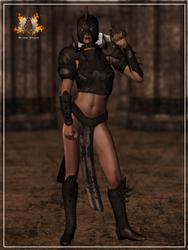 War Slave by RazielKanos