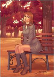 Inoue Orihime Colors by erickenji