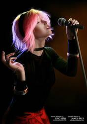 Rocker Girl Final by erickenji