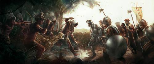 Assassin's Creed by erickenji