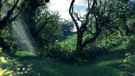 Meadow by alexalvarez