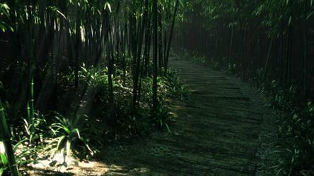 Bamboo 2 by alexalvarez