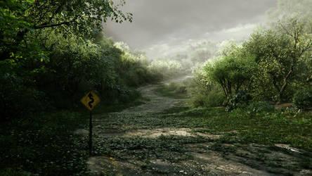 Highway by alexalvarez