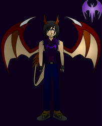 The Purple Haro Returns: Jared by TheAlmightyDrakos