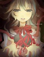 Black heart by ChibiPaper