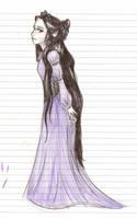 A Princess by compoundbreadd