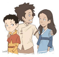 Siblings by compoundbreadd