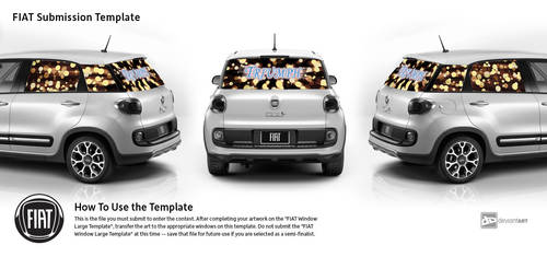TRIUMPH - FIAT Submission Template by MurtazaRizvi86