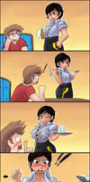 For Tips Comic Strip: By AliceDiceRoll by Pettyexpo