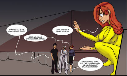 Hannah's Comic Preview Color Image 5-7 by Pettyexpo