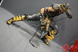 scorpion cosplay by DOUGLASCORPION