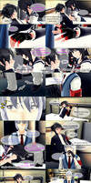 MMD-Yandere Simulator-7-From another perspective. by Stefy5000