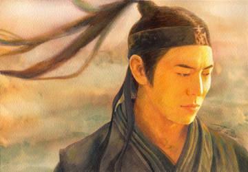 Hero Jet Li by a-thammasak