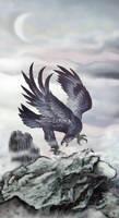 Alone Eagle Hero by a-thammasak