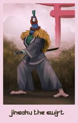 Jinsoku the Swift by Gourmandhast