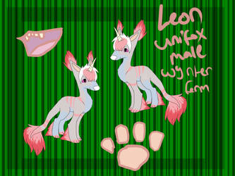 Leon Wynter by Supernerdo13