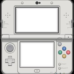 Nintendo 3ds by bokuwatensai