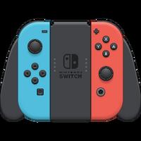 Nintendo Switch gamepad by bokuwatensai