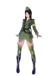 ULJA- Sergeant Mio by Jason-Jamey