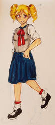 Magical Girl Aether- Ora Reiki by Jason-Jamey
