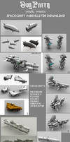 3D model pack by bihalternative