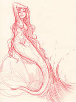 Sirene by Linu-art