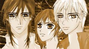 Kaname, Yuuki, Zero by love08