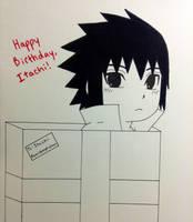 Happy Birthday, Itachi! 6/9/14 by Rukiatom