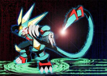 EXE Beast! by tsubasaya