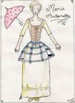 Marie Antoinette by beriquito