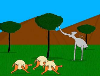 Animals Elizabeth by Revan005