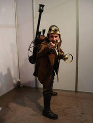 SteampunkChile 8 0 Drag en Steampunk Chile ComicCon 2013 by SteampunkChile c37d210ccef7
