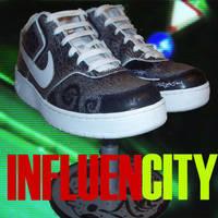 Welcome To_nIkE_Influen City_ by FunkyNotAJunky
