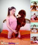 Teddy bear - Collage by SexyAshley69