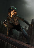 Selina Kyle 02 by monstre210