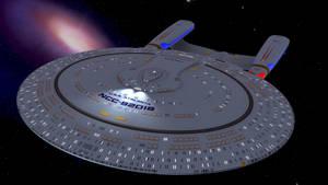 USS Atalanta by vatorx