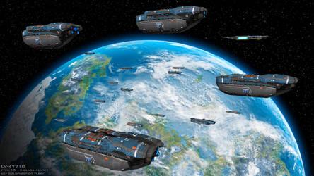 Colonization by vatorx