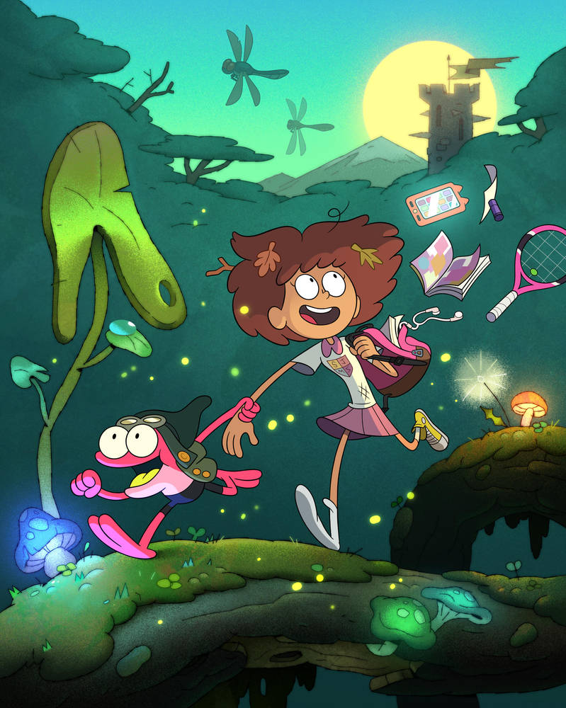 Amphibia by userup