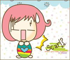 Illus.02 : Scar? by Shioon