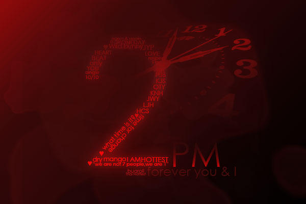 My 2PM by Shioon