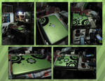 Gear Box - custom laptop by chaitanyak