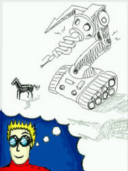 DrHorrible's Dream by chaitanyak