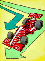 Formula Racer by chaitanyak