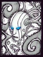 Toxic Head by chaitanyak